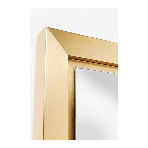 Nástěnné zrcadlo Kare Design Flash, 160x80cm