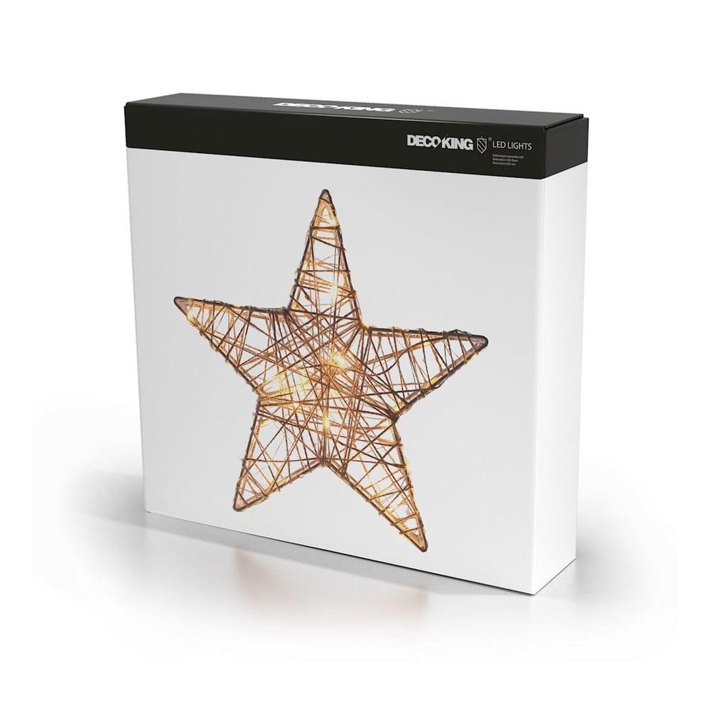 LED světelná dekorace DecoKing Premium, výška 26 cm   Bonami