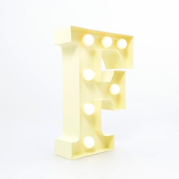 Dekorativní světlo Carnival F, vanilkové
