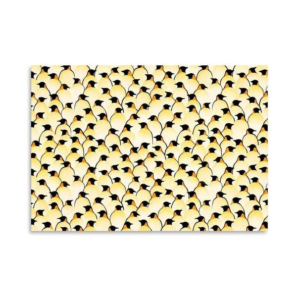 Plakát Penguins od Florenta Bodart, 30x42 cm