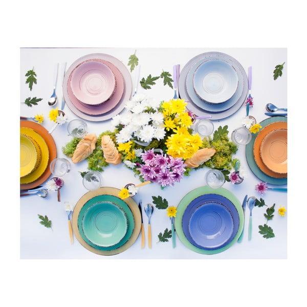 Set 18 vase din ceramică Villa d´Este Cascina, multicolor