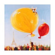 Obraz Balony, 80x80 cm