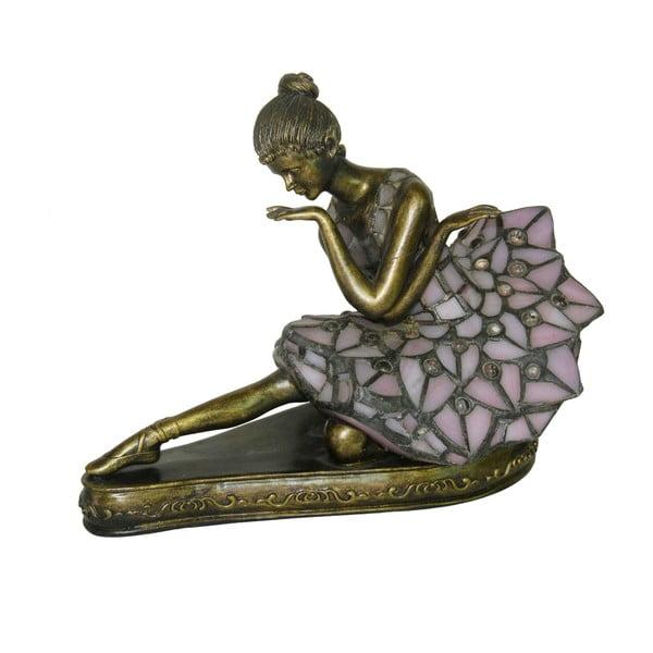 Tiffany stolní lampa Dame