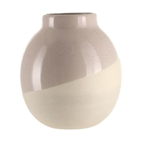 Kameninová váza A Simple Mess Skraa Lilac Ash, ⌀ 18 cm