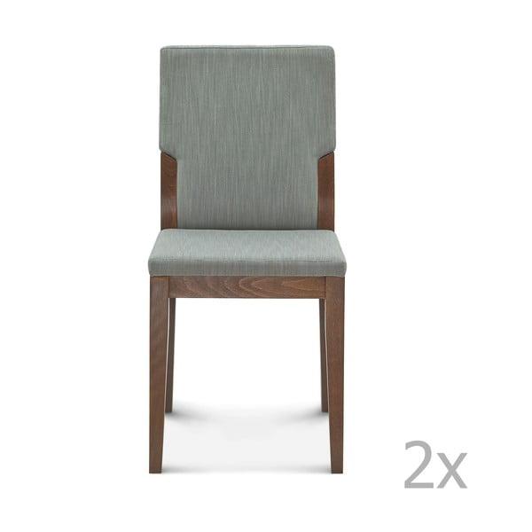 Sada 2 židlí Fameg Ane