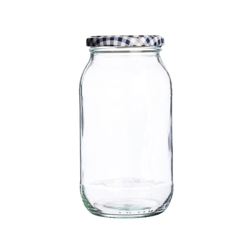 Skleněná zavařovací sklenice Kilner Round, 725 ml