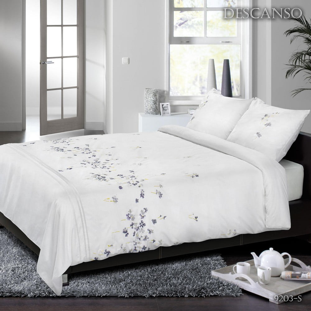 povle en descanso flower 240 x 200 cm bonami. Black Bedroom Furniture Sets. Home Design Ideas