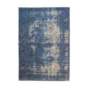 Modrý koberec Kayoom Select, 80x150cm