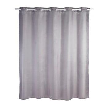 Perdea duș Wenko Comfort Flex, 180x200cm, gri imagine