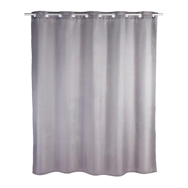 Comfort Flex szürke zuhanyfüggöny, 180 x 200 cm - Wenko