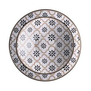 Kameninový talíř Brandani Alhambra, ⌀ 30 cm