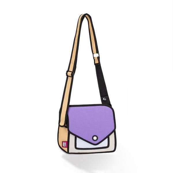 Komiksová taška Giggle Violet