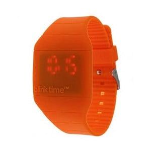 Hodinky Blink Time!, oranžové