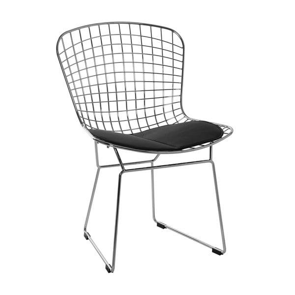 Židle Bertoia Chrome