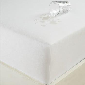 Husă protecție pat impermeabilă, 160 x 200 cm imagine