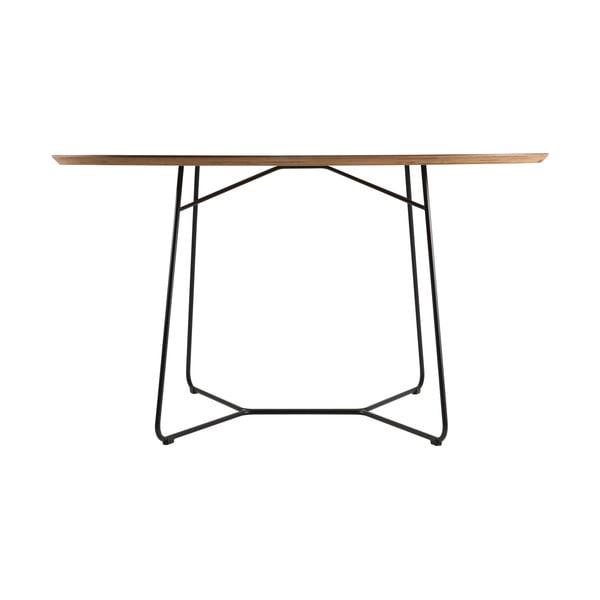 Stůl Maple, velký, černý
