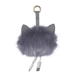 Agățătare cu ieșire USB Tri-Coastal Design, gri