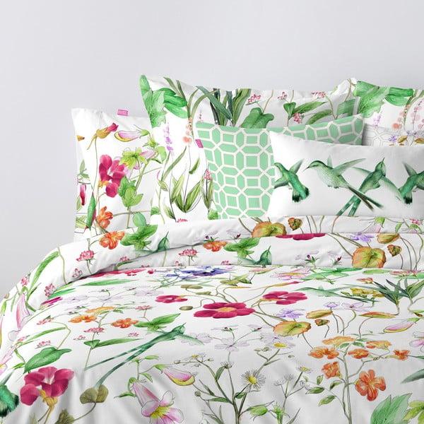 Povlak na polštář z čisté bavlny Happy Friday The Florist,60x60cm