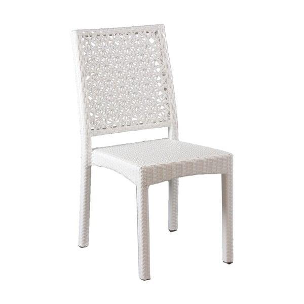 Židle Toledo White, 90x42x56 cm