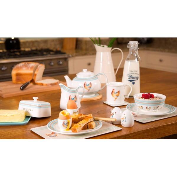 Keramická dóza na čaj Kitchen Craft Hen House