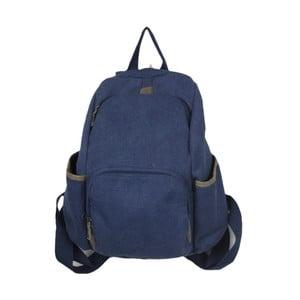 Modrý plátěný batoh Sorela Tanisha