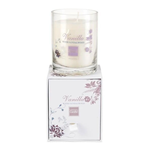 Aroma svíčka Vanilla & Sandalwood Small, doba hoření 40 hodin