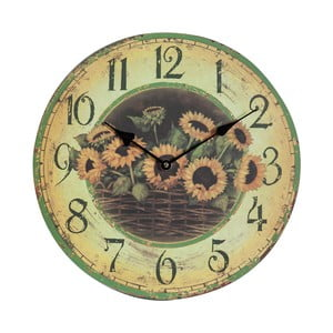 Nástěnné hodiny Crido Consluting Thierri,34cm