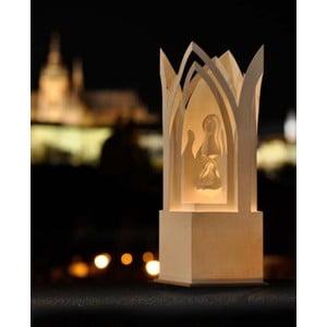 Sfeșnic Betlém Praga, 31 cm