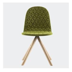 Židle Mannequin, zelená