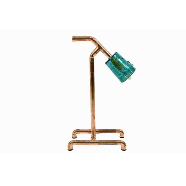 Stolní lampa Gie El Home Copper Pipe Single