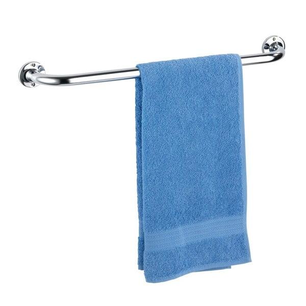 Nástěnný držák na ručníky Wenko Basic, 60 cm