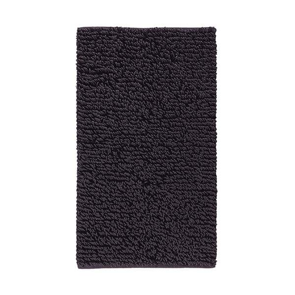 Koupelnová předložka Talin 60x100 cm, tmavě šedá