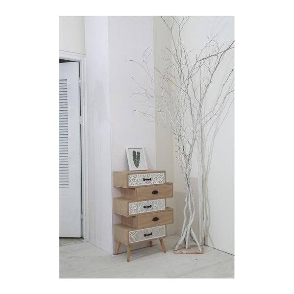 Comodă din lemn cu 5 sertare Sirio