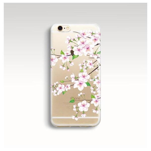 Obal na telefon Cherry Blossom pro iPhone 5/5S