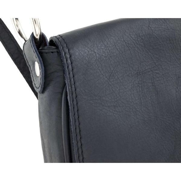 Kožená kabelka Minnie Black