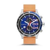 Pánské hodinky Diesel s koženým páskem Quinn