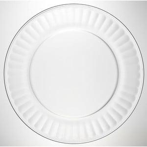 Skleněný talíř La Rochére Périgord, 25cm