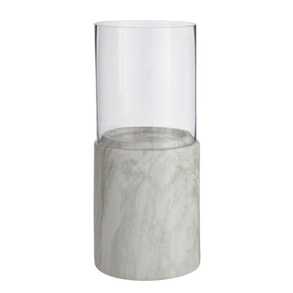 Svícen Marble Base, 44 cm
