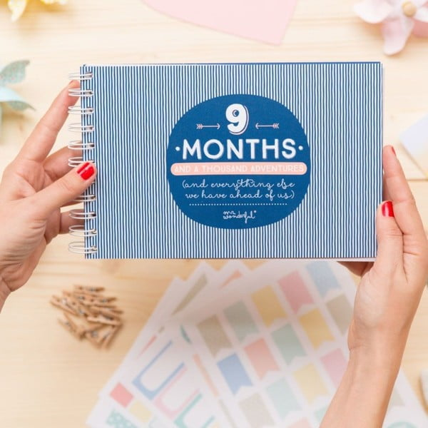 Fotoalbum Mr. Wonderful 9 months