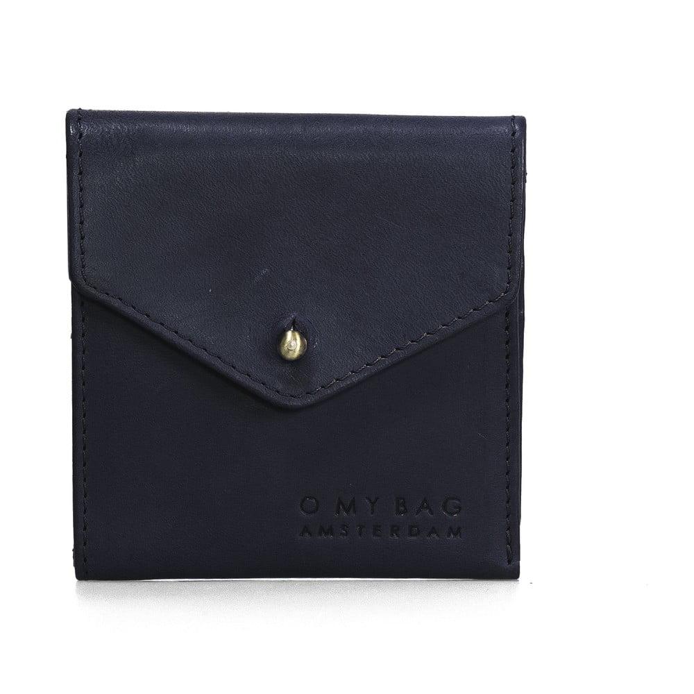 Černá kožená peněženka O My Bag Georgies ac6e5dc77a5