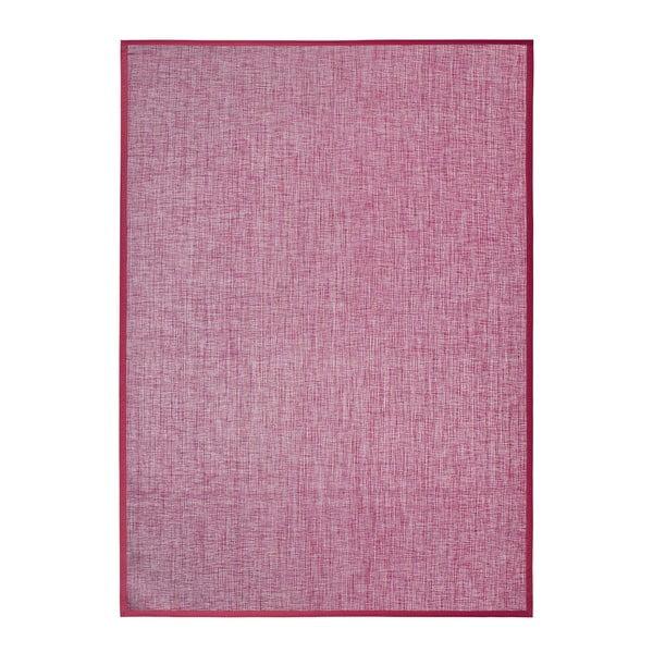 Różowy dywan Universal Bios, 60x110 cm
