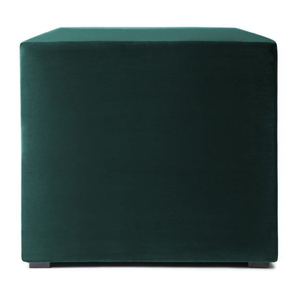 Petrolejově zelený puf Vivonita Julia