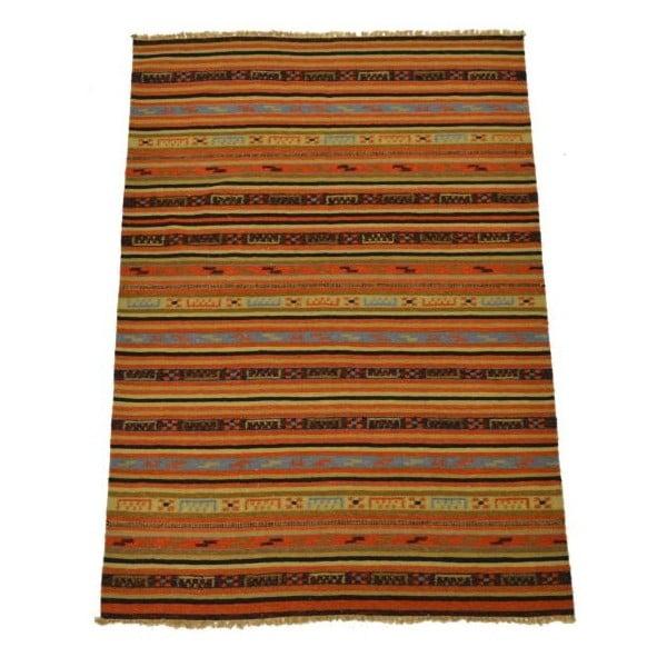 Ručně tkaný koberec Kilim 68, 140x200 cm