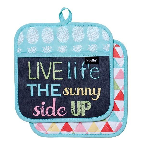 Podložky pod hrnec Sunny Side, 2 ks