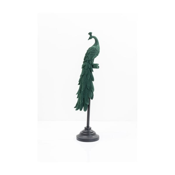 Statuetă decorativă Kare Design Peacock Flock Păun