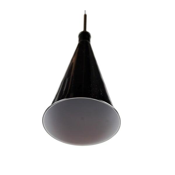 Závěsné svítidlo Meridien, černé