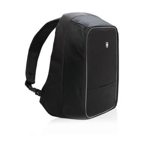 Bezpečnostní batoh na notebook s USB portem XD Design