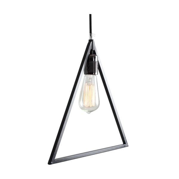 Černé závěsné světlo Custom Form Triam