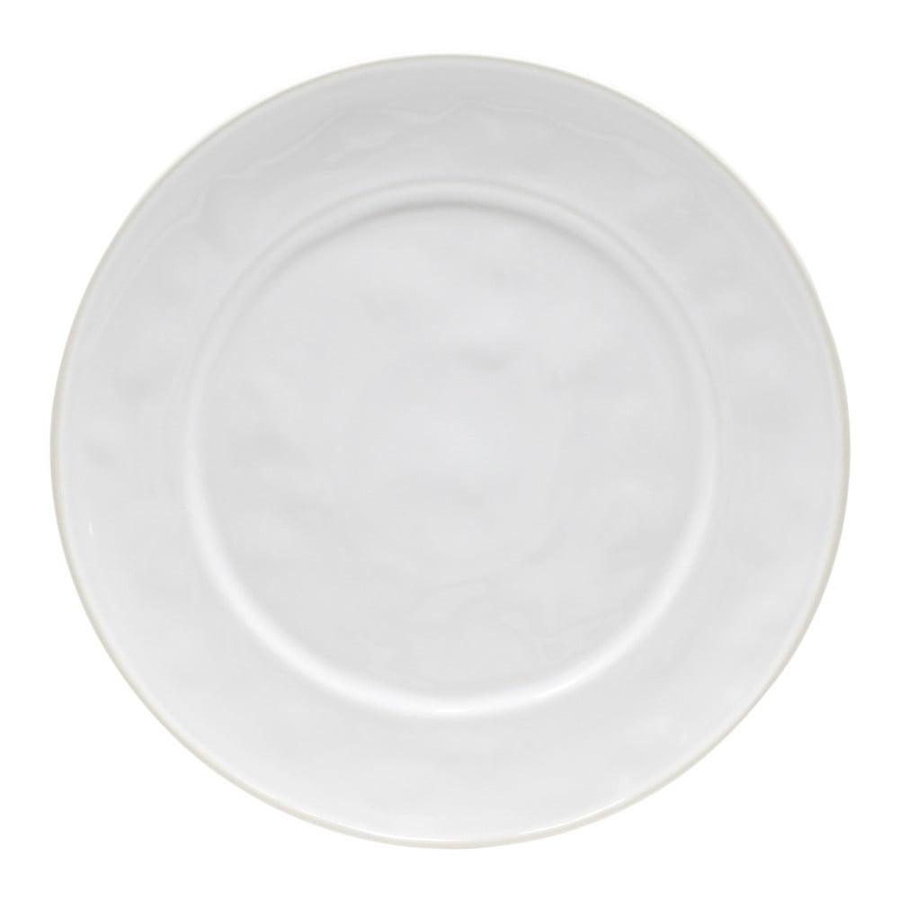Bílý kameninový servírovací talíř Costa Nova Astoria, ⌀33cm