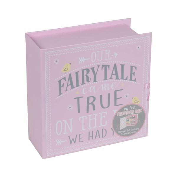 První kniha pro miminko Fairytale